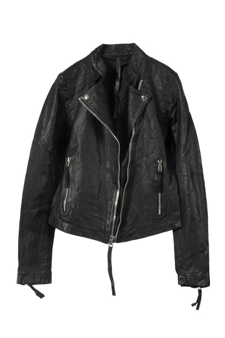 Biker leather jacket - 623102