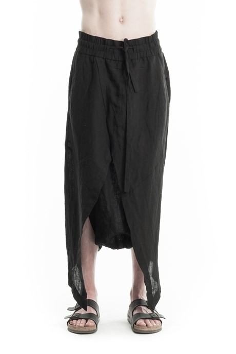 Unisex Crossover pants-skirt - 810310
