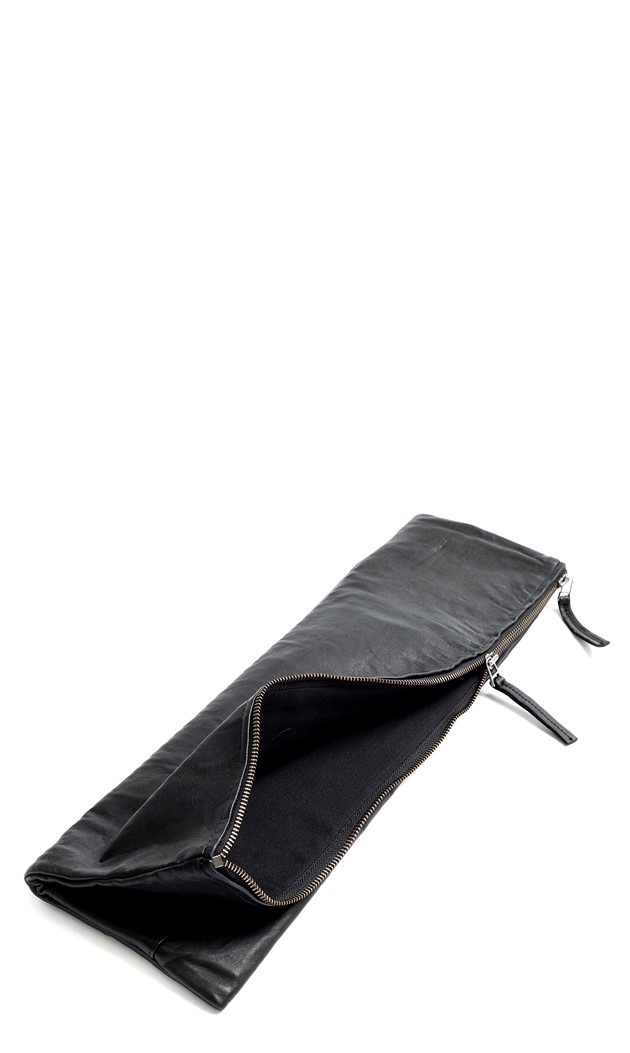 Leather long clutch - 621112