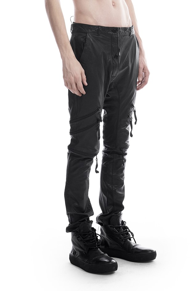Leather Trousers - 721788