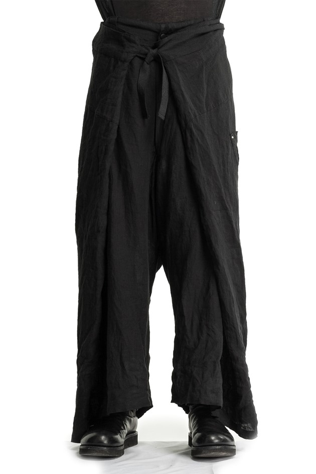 Unisex canvas trousers - 819901