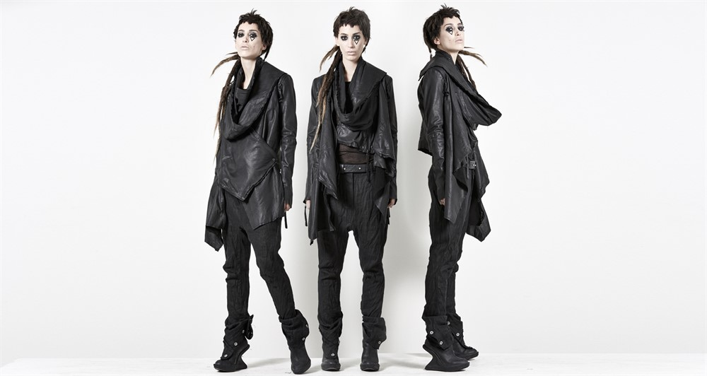 avantgarde leather jacket designs