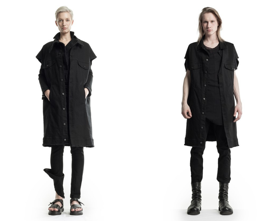 Androgynous Outfit Ideas